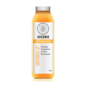 Defenses up Juice