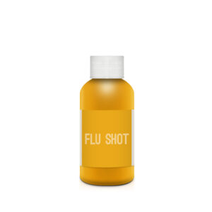 flu shot by juicense